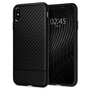 iPhone XS Max 6.5インチ用インチ用 Case Core Armor Black