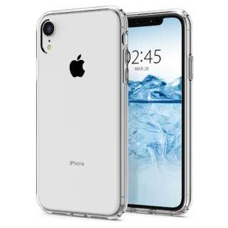 iPhone XR 6.1インチ用 Case Crystal Flex Crystal Clear