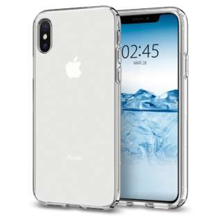 iPhone XS 5.8インチ用 Case Crystal Flex Crystal Clear