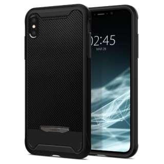 iPhone XS Max 6.5インチ用インチ用 Case Hybrid NX Black
