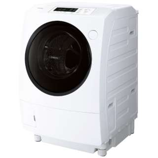 TW-95G7L-W ドラム式洗濯乾燥機 ZABOON(ザブーン) グランホワイト [洗濯9.0kg /乾燥5.0kg /ヒーター乾燥(水冷・除湿タイプ) /左開き]