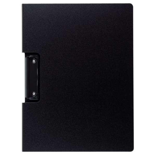 FB-2026 クリップファイル 発泡美人 A4-S ブラック