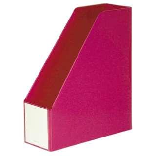 AD-2650 アドワン ボックスファイル A4タテ ピンク