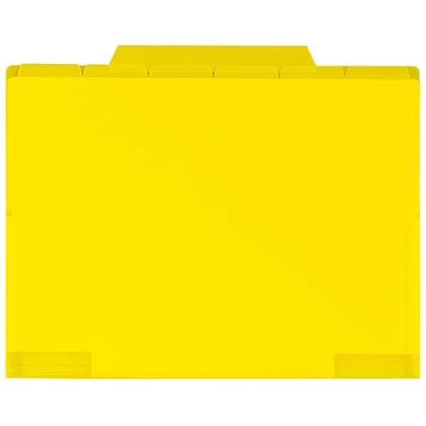 ACT-906 アクティフ 6インデックスフォルダー A4 イエロー
