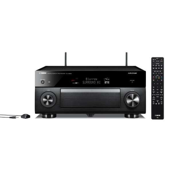 CX-A5200B AVアンプ AVENTAGE ブラック [ハイレゾ対応 /Bluetooth対応 /Wi-Fi対応 /ワイドFM対応 /11.2ch /DolbyAtmos対応]