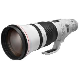 カメラレンズ EF600mm F4L IS III USM [キヤノンEF /単焦点レンズ]