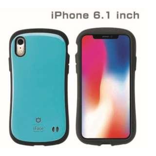 iPhone XR 6.1インチ用 インチ用専用iFace First Class Standardケース(エメラルド) 41-896679