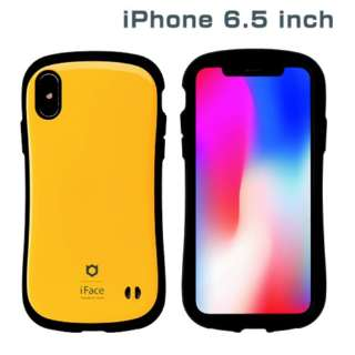 meet 3a140 4e940 ビックカメラ.com - iPhone XS Max 6.5インチ専用iFace First Class Standardケース(イエロー)  41-897096