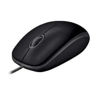 M110sBK マウス ブラック [光学式 /3ボタン /USB /有線]