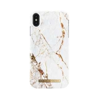 iPhone XS MAX用ケース カララ ゴールド IDFCA16-I1865-46