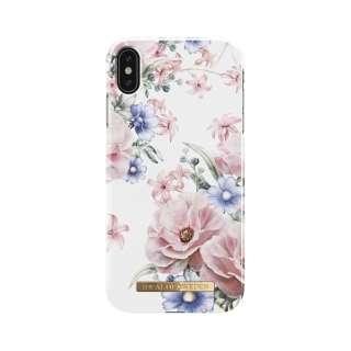 iPhone XS MAX用ケース フローラルロマンス IDFCS17-I1865-58
