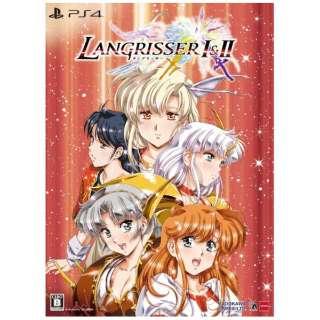 ラングリッサーI&II 限定版 【PS4】