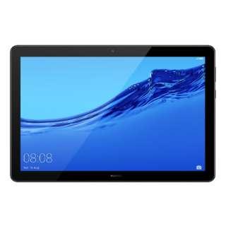 AGS2-L09 Androidタブレット MediaPad T5 10 ブラック [10.1型 /ストレージ:16GB /SIMフリーモデル]