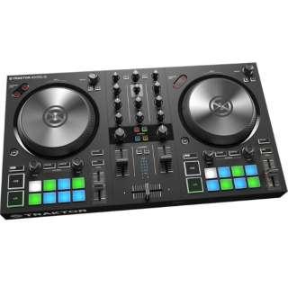 DJシステム・DJミキサー TRAKTOR KONTROL S2 MK3