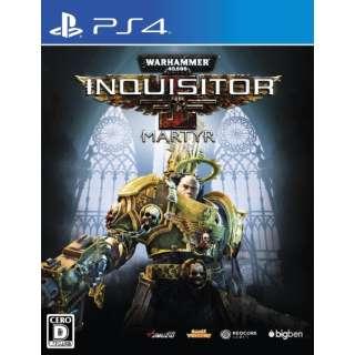 ウォーハンマー 40,000:Inquisitor - Martyr 【PS4】