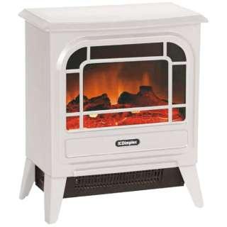 MCS12WJ DIMPLEX 電気暖炉 / MCS12WJ Optiflame Micro Stove(オプティフレーム マイクロストーブ) ホワイト