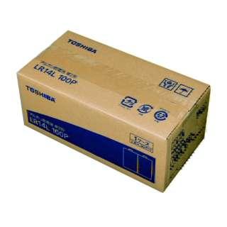 LR14L 100P 単2電池 [100本 /アルカリ]