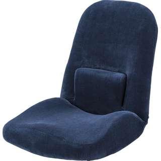 【座椅子】腰サポートリクライナー RKC-172NV(W47×D61-103×H58-14×SH8cm)
