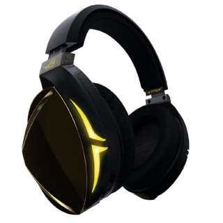 ROG Strix Fusion 700 ゲーミングヘッドセット ROG Strix Fusion [ワイヤレス(Bluetooth)+有線 /両耳 /ヘッドバンドタイプ]