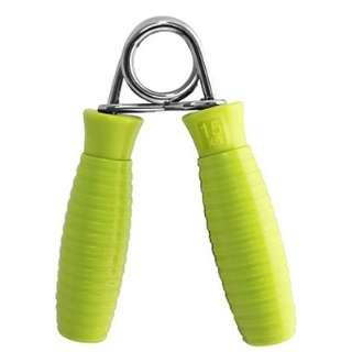 ハンドグリップ フィット 15kg(イエローグリーン) 3B-4171