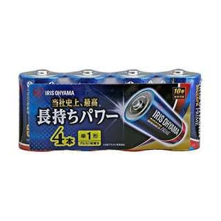 LR20BP/4P 単1電池 BIG CAPA PRIME(ビッグキャパ) [4本 /アルカリ]