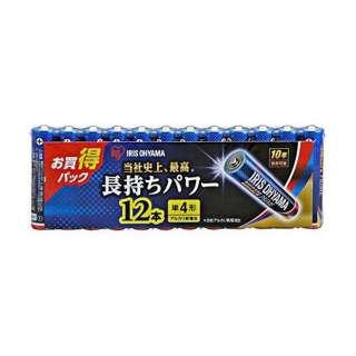 LR03BP/12P 単4電池 BIG CAPA PRIME(ビッグキャパ) [12本 /アルカリ]