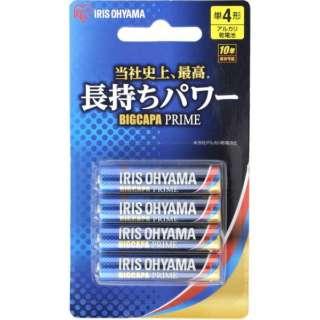 LR03BP/4B 単4電池 BIG CAPA PRIME(ビッグキャパ) [4本 /アルカリ]