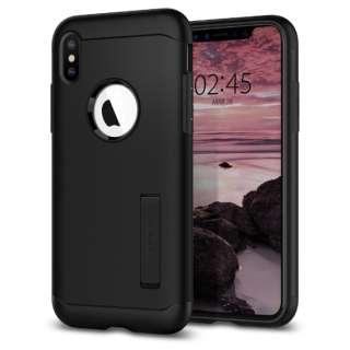 iPhone XS 5.8 Case Slim Armor Black