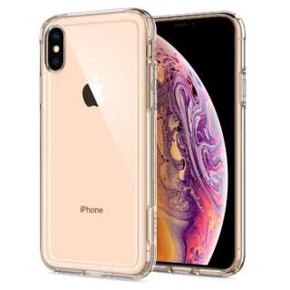 iPhone XS 5.8 Case Crystal Hybrid Crystal Clear