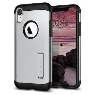 e6eeb376d0 iPhone XR 6.1 Case Slim Armor Satin Silver