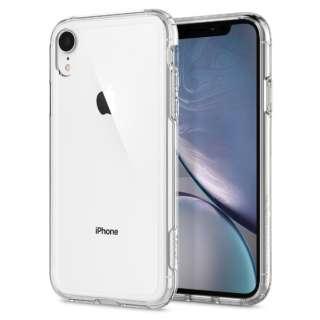 90a334d4fc iPhone XR 6.1 Case Crystal Hybrid Crystal Clear