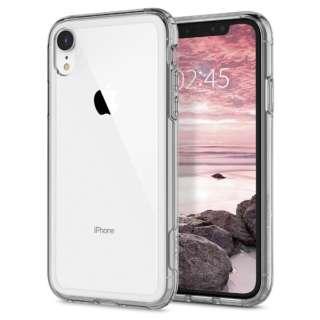 2d237e381c iPhone XR 6.1 Case Crystal Hybrid Dark Crystal