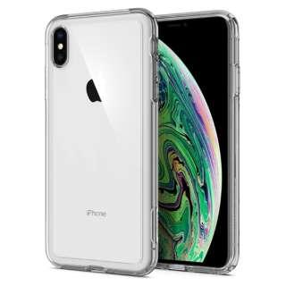 iPhone XS Max 6.5 Case Crystal Hybrid Dark Crystal