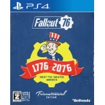 Fallout 76 Tricentennial Edition 【PS4】