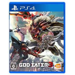 GOD EATER 3 通常版 【PS4】