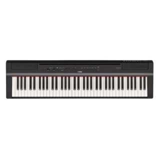 電子ピアノ P-121B[73鍵盤] 【ステージタイプ】