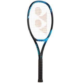 硬式テニスラケット Eゾーン 98 ガットなし (ブライトブルー/サイズ ...