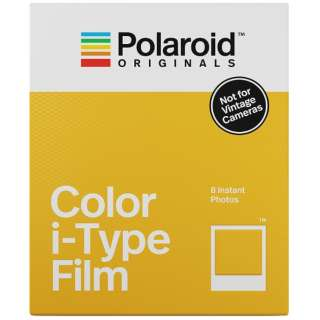 Polaroid Originals インスタントフィルム Color Film For i-Type 4668
