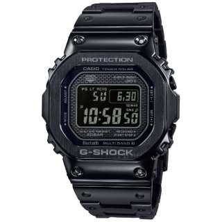 [Bluetooth搭載 ソーラー電波時計]G-SHOCK(G-ショック) 「MULTI BAND 6(マルチバンド6)」 GMW-B5000GD-1JF フルメタルブラック