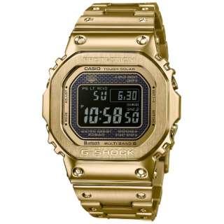 [Bluetooth搭載 ソーラー電波時計]G-SHOCK(G-ショック) 「MULTI BAND 6(マルチバンド6)」 GMW-B5000GD-9JF フルメタルゴールド