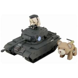 ガールズ&パンツァー 劇場版 巡航戦車A41センチュリオン エンディングVer. DX ヴォイテク付き(PD55)