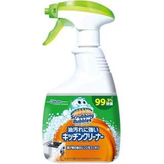 Scrubbing Bubbles(スクラビングバブル) 油汚れに強いキッチンクリーナー 本体(400ml)[キッチン用洗剤]