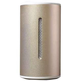 住宅用オゾン脱臭機 オゾンの力forルーム ゴールド JF-EO3RG [適用畳数:6畳]