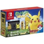 Nintendo Switch ポケットモンスター Lets Go! ピカチュウセット(モンスターボール Plus付き) [ゲーム機本体]