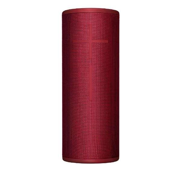 WS930RD ブルートゥース スピーカー MEGABOOM3 SUNSET RED [Bluetooth対応 /防水]