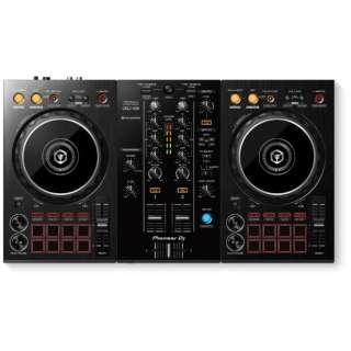 PERFORMANCE DJ CONTROLLER DDJ-400 ブラック