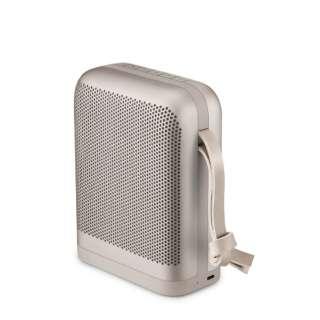 BEOPLAY-P6LIMESTONE ブルートゥース スピーカー ライムストーン [Bluetooth対応 /防滴]