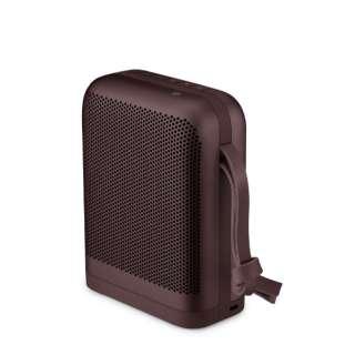 BEOPLAY-P6DARKPLUM ブルートゥース スピーカー ダークプラム [Bluetooth対応 /防滴]