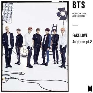 BTS (防弾少年団)/ FAKE LOVE/Airplane pt.2 初回限定盤B 【CD】