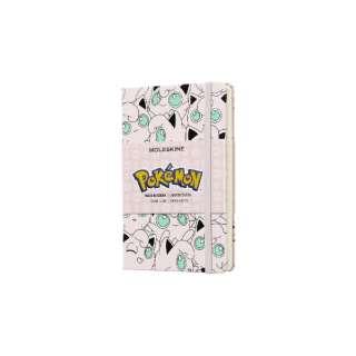 ポケモン限定版ノートブックバー ルールド(横罫)Pocket